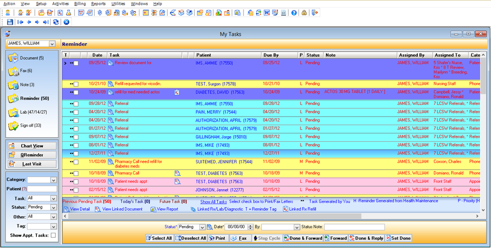 Orthopedic Electronic Health Record Software 1st