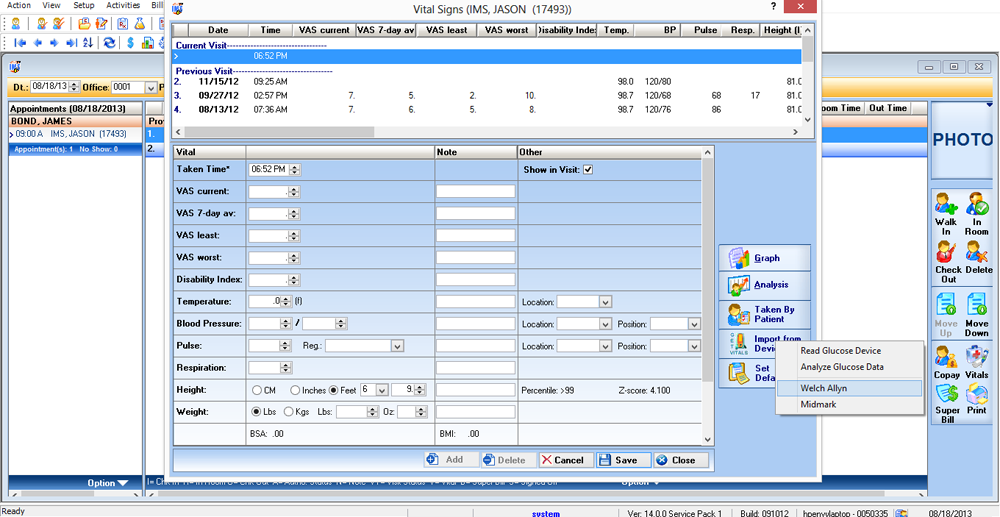 orthopedic templating software - orthopedic electronic health record software 1st